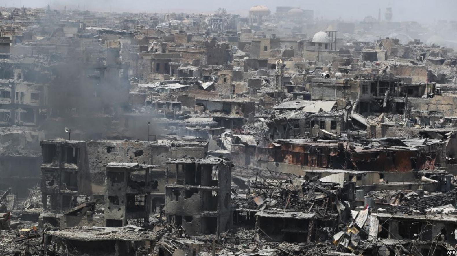 Months After Mosul Liberation ISIS Still Operates In City