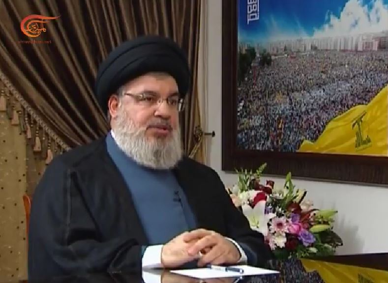 Hezbollah Leader: War In Syria Needs One Or Two Years To End