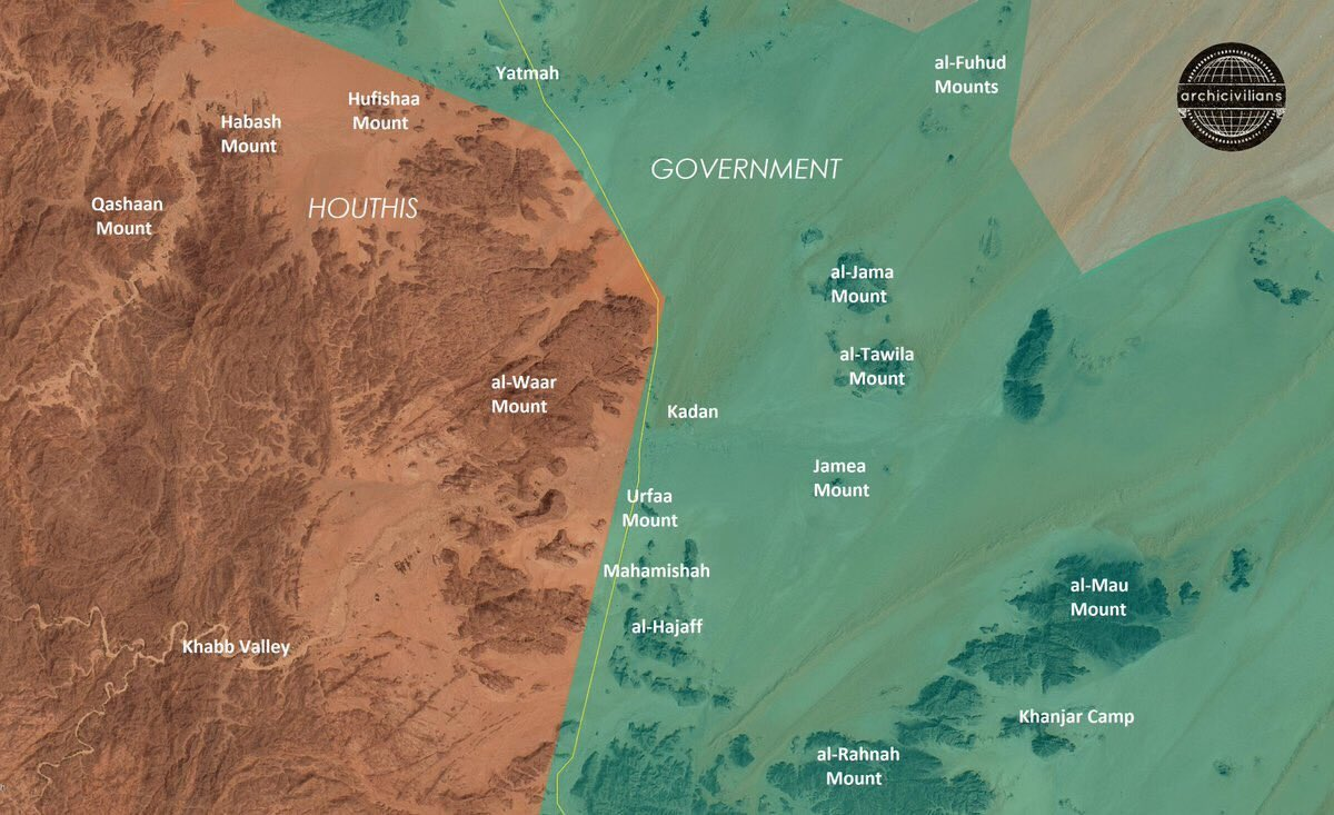 Houthis Ambush Group Of Saudi Soldiers. Saudi Forces Intercept Houthi Missile (Map, Photos, Video)