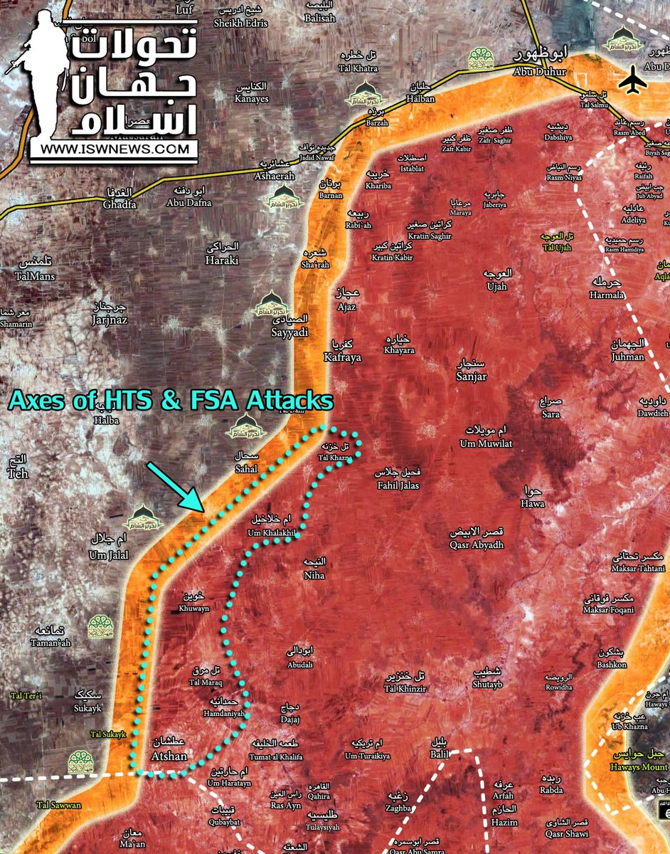 Army Troops Reverse Militants' Gains In Southern Idlib, Liberate Morea Areas In Southern Aleppo (Maps, Video)