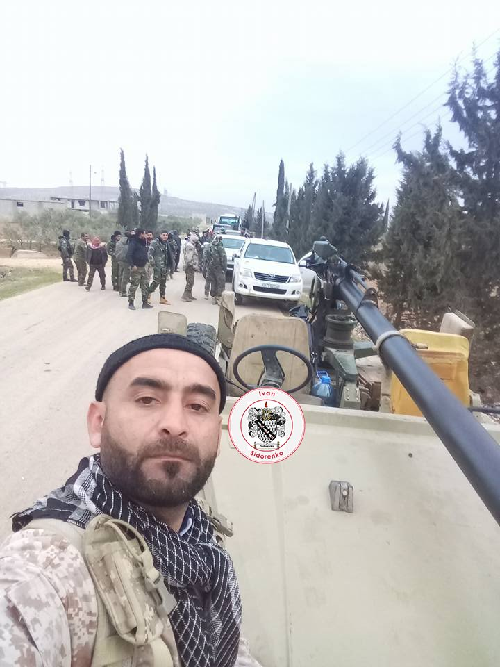 Syrian Army Only 2km Away From Meeting With Tiger Forces Around Abu Duhur Airbase (Map, Photos)