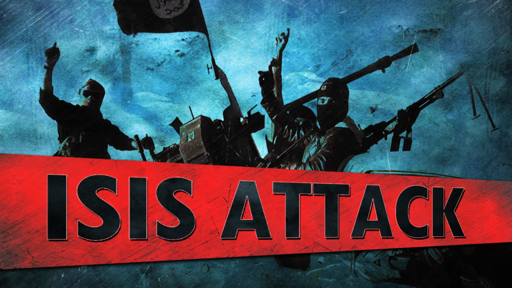 ISIS Terrorists Attacked Oil Refinery In Iraqi Saladin Province