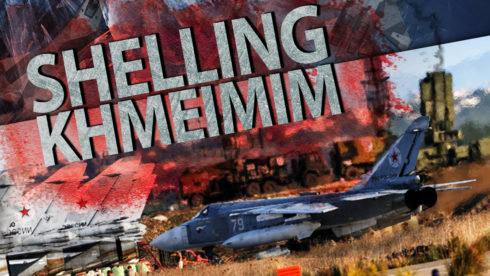 Militant Drone Targeted Russian Khmeimim Air Base In Syria