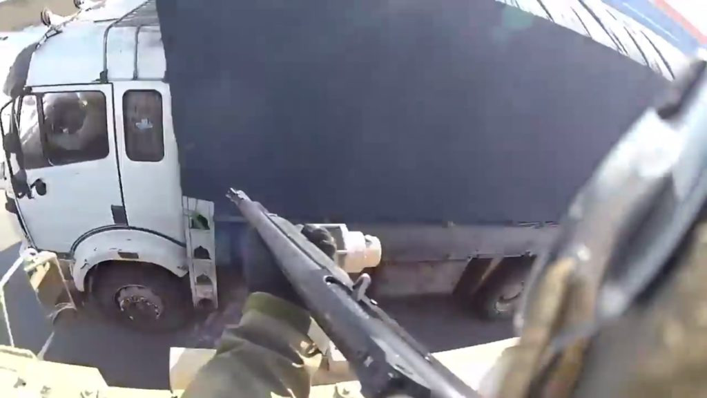 Leaked Afghan Combat Video Shows US Special Forces Firing At Driver Of Civilian Truck