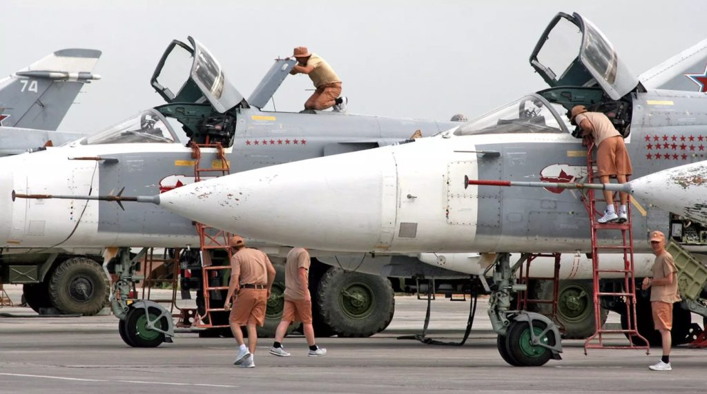 UPDATED: 7 Russian Aircraft Destroyed, 9 Servicemen Injured At Khmeimim Air Base As Result Of Militant Shelling - Russian Media