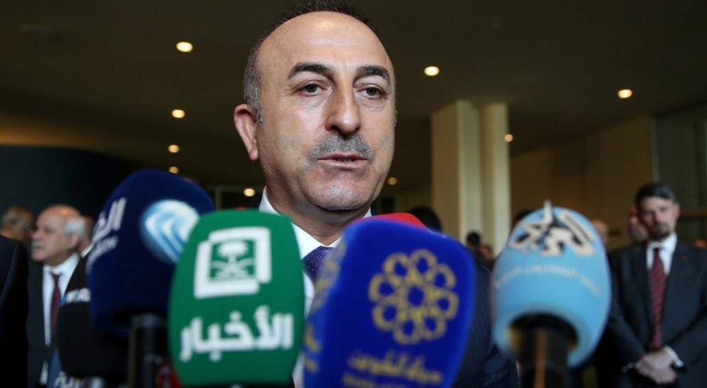 Turkish Foreign Minister: Syrian Constitutional Committee Will Be Formed Soon