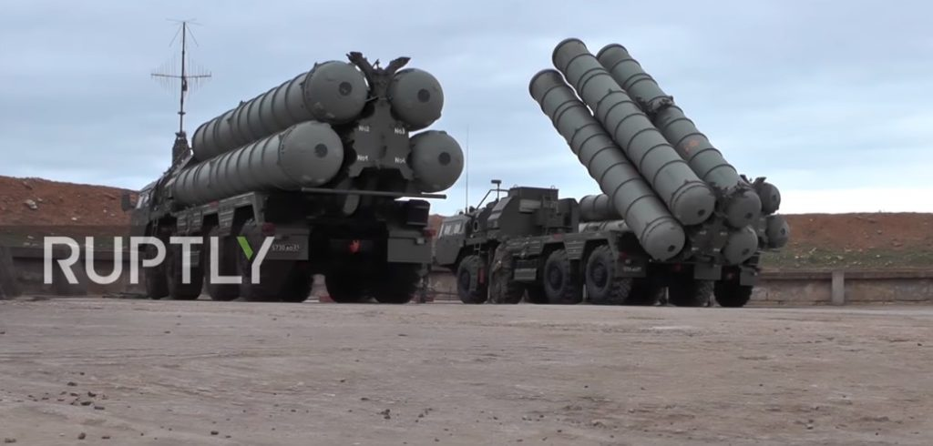 Russia Deployed Second Unit Equipped With S-400 Air Defense Systems In Crimea (Videos)