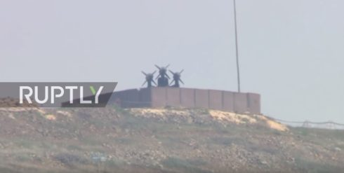 Turkish Forces Deploy I-Hawk Air-Defense Systems Near Syrian Border (Video)
