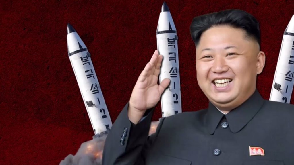 Kim Jong-un's New Year Speech: Nuclear Button Is Always On My Desk