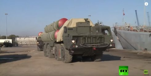 Russia Deploys New Units Of S-400 Air Defense Systems To Syria (Video)