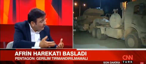 Turkish Leopard 2A4 Battle Tanks Enter Syria In Azaz Area (Photos)