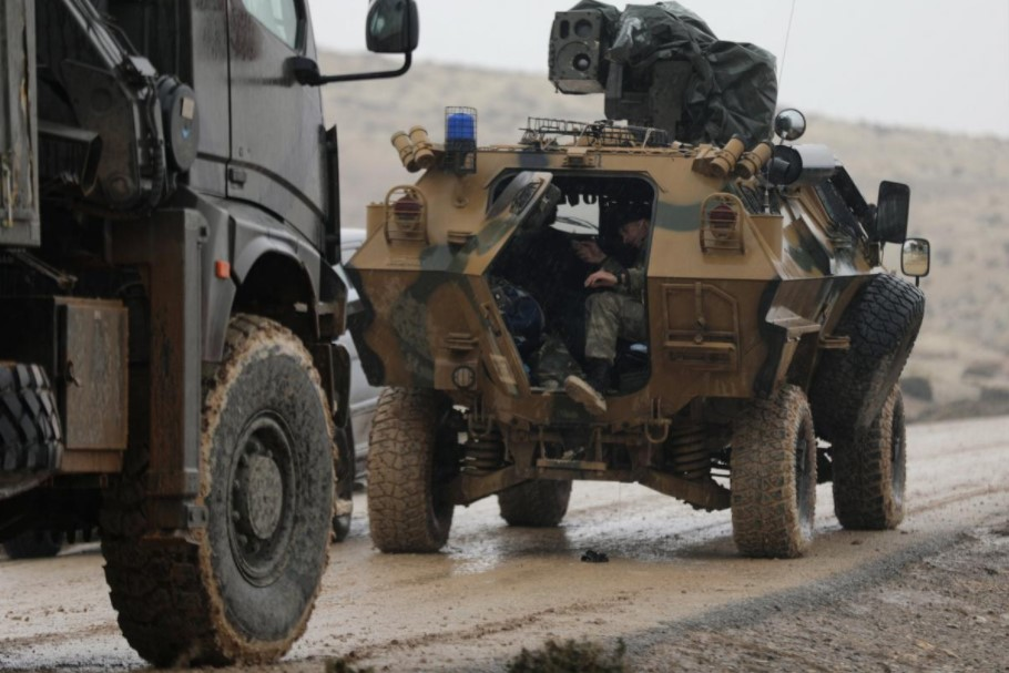 Turkish Forces Place Afrin Under Full Lock Down As Death Toll From Recent Bombing Rises