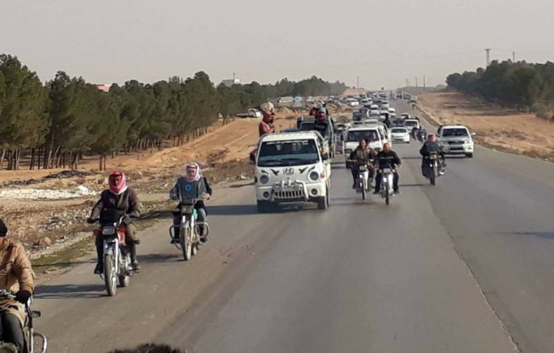 Protests Erupt In Manbij After US-backed Forces Killed And Decapitated Two Civilians (Videos)