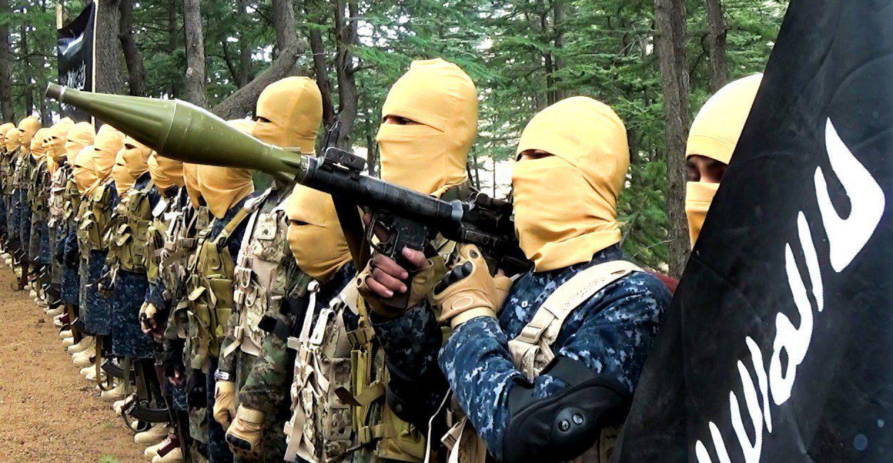 ISIS Says It Killed Several Afghan Policemen In Eastern Afghanistan