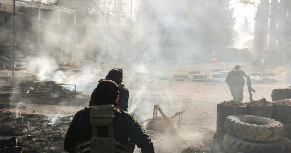 Ahrar al-Sham Relaunches Its Advance On Armored Vehicles Base. Syrian Army Repels It (Videos)