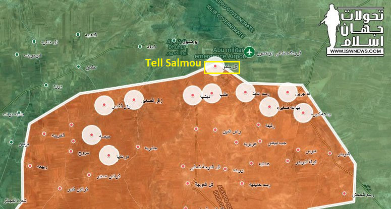 Government Forces Impose Fire Control Over Abu Duhur Airbase. HTS Fighters Run Away From Southwestern Aleppo (Maps)