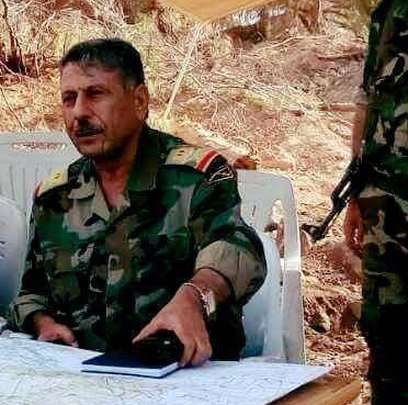 Prominent General To Lead Syrian Army Operation In Harasta District East Of Damscus