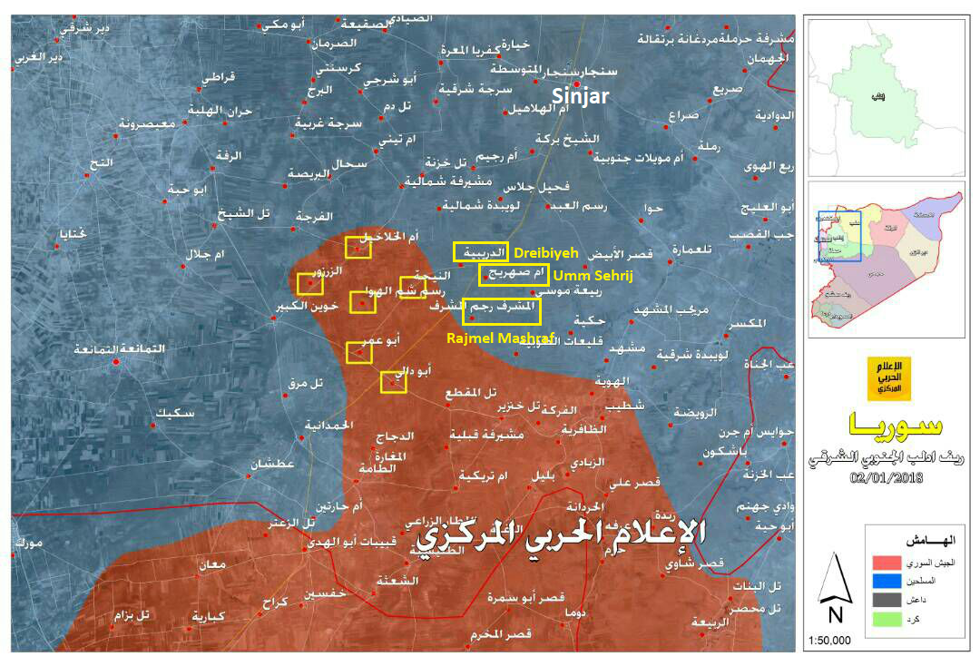 Syrian Army Captures More Villages Approaching Strategic Town In Southeastern Idlib (Map, Video)