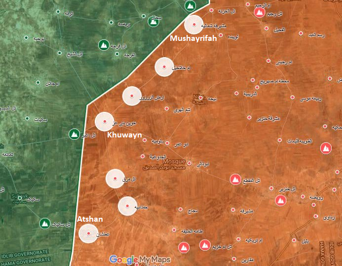 Govt Forces Repelling Militant Counter-Attack In southern Idlib, Advancing In Southern Aleppo (Maps, Photos, Video)