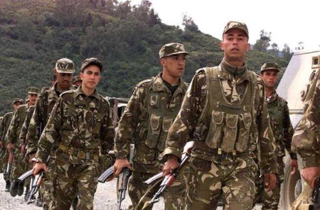 Army Eliminates Terrorists In Northeastern Algeria