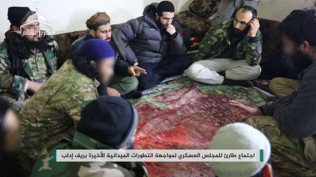 Hayat Tahrir al-Sham Defense Collapses In Southern Idlib, Group's Leadership Blames Its Allies For This Failure