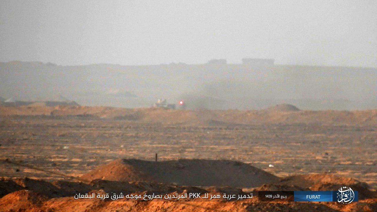 ISIS Recaptures Several Positions In Southern Deir Ezzor, Inflicts Casualties To US-Backed Forces (Photos, Videos)