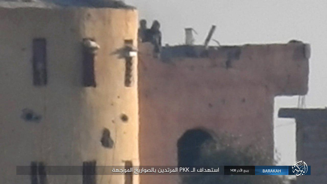 SDF Suffers Casualties From Series Of ISIS Attacks Southeast Of Deir Ezzor (Photos, Video)