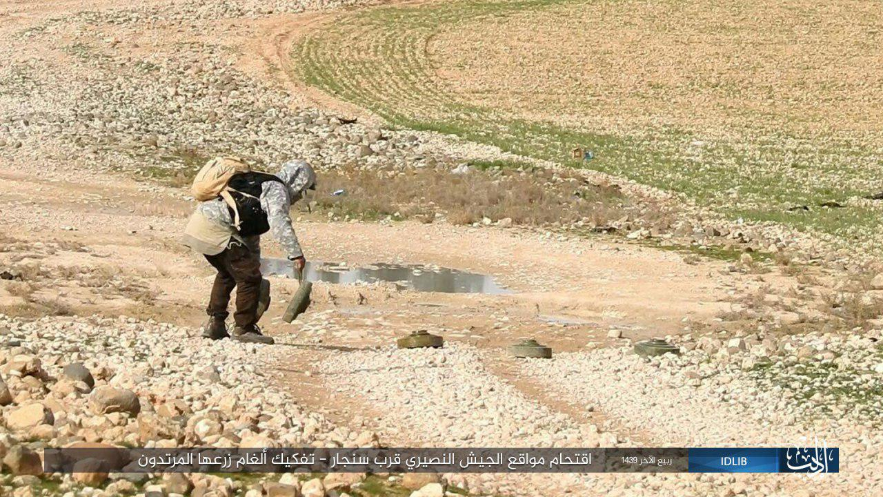 """ISIS Advance In Southern Idlib Is Drammatically Exaggerated By """"Pro-Opposition"""" Sources"""