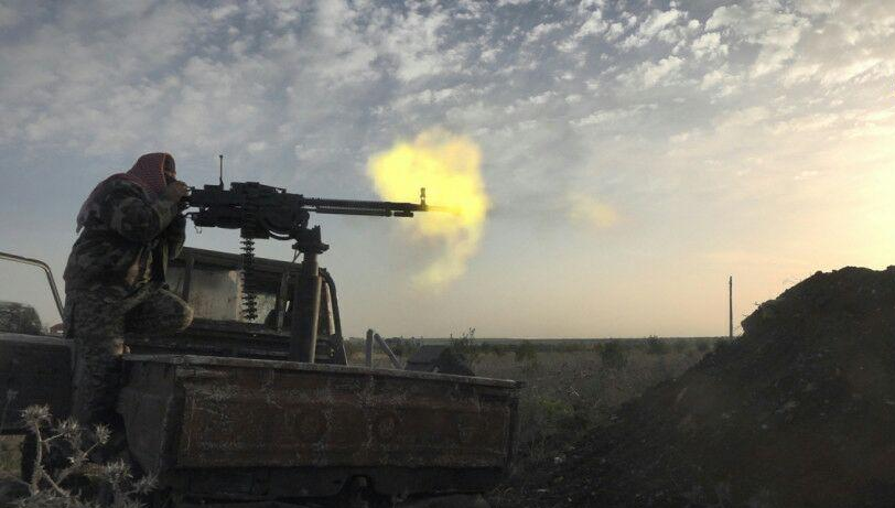 ISIS Resumes Attacks Against Free Syrian Army In Southern Syria