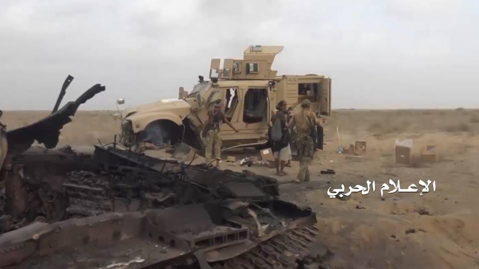 Houthis Ambush Large Force Of UAE Army In Southwestern Yemen