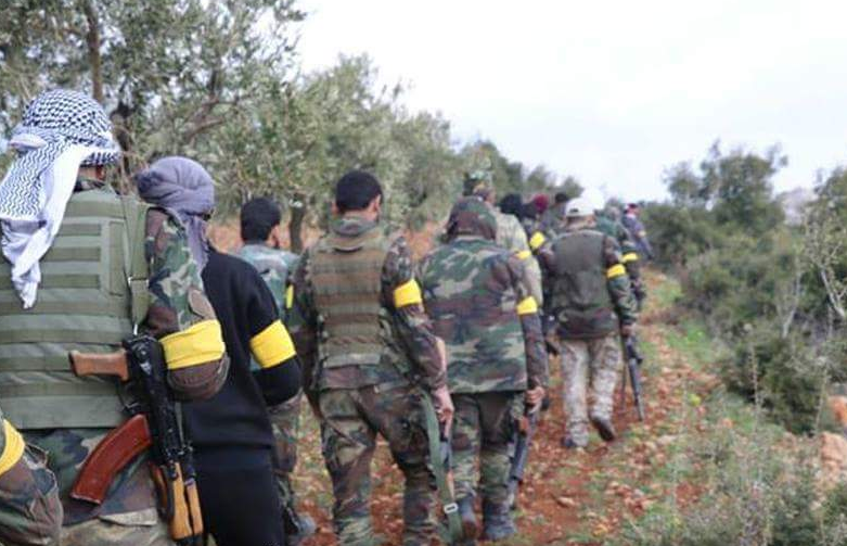 Turkish Army Surrounds Rajo Center From Three Directions, Shells Pro-Government Forces There
