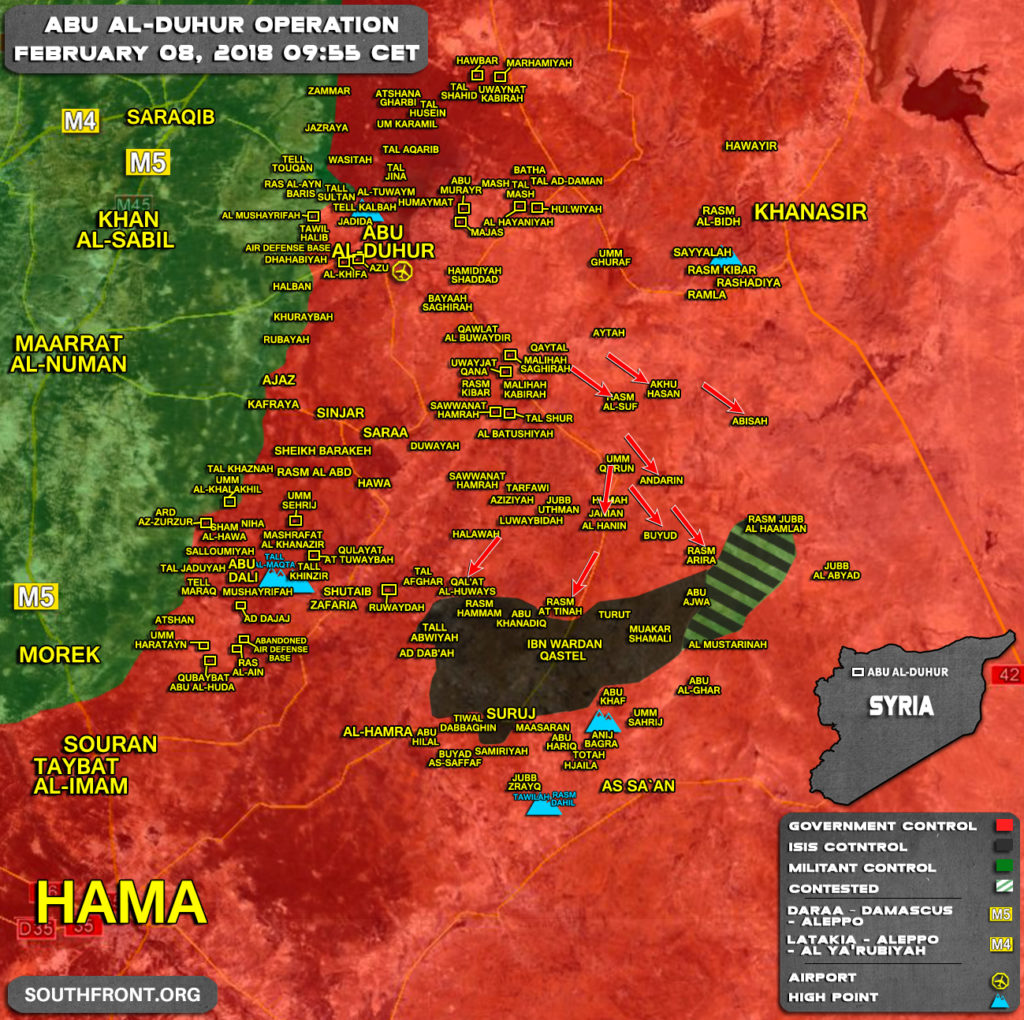 Syrian Army Repels HTS Attack In Southeastern Idlib. Russian Warplanes Wipe Out FSA Ammo Depots (Video)