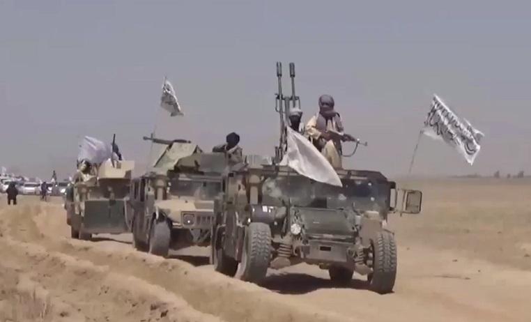 Taliban Captures Key Base, Kills Dozens of Soldiers In Western Afghanistan