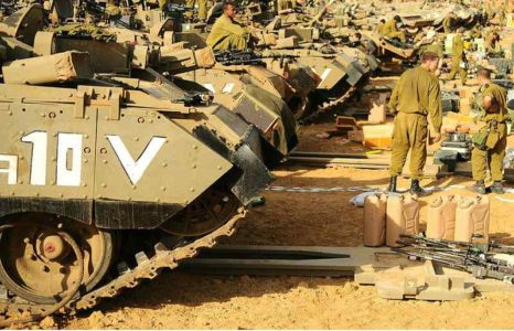 Israeli Military Vehicle Hit By IED In West Bank. 7 Soldiers Injured - Reports