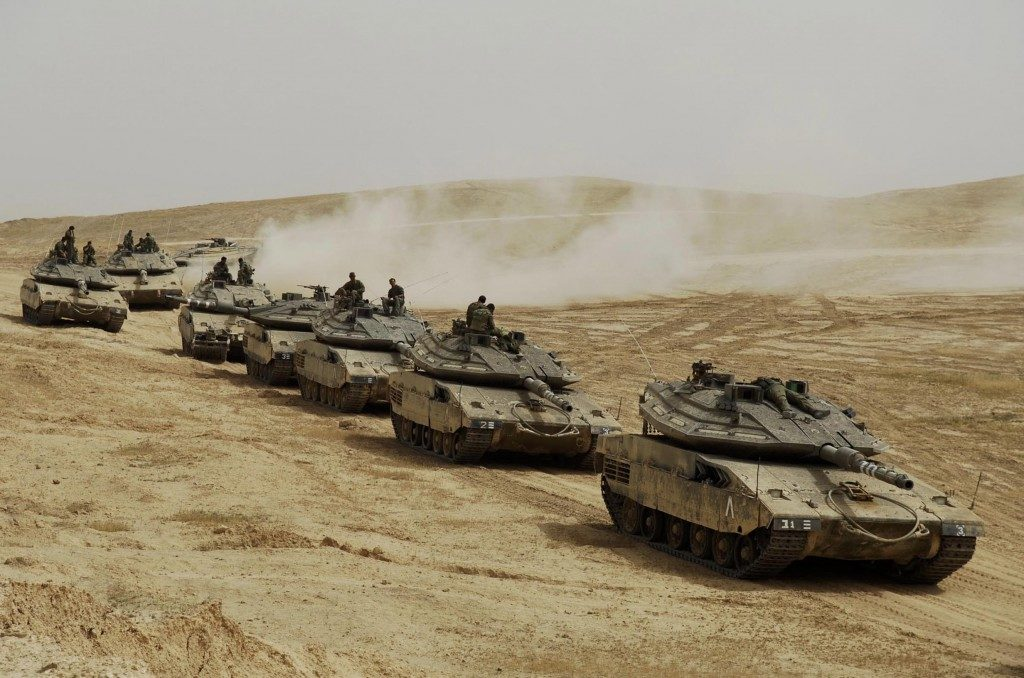 Netanyahu: Israel Will 'Forever' Control Golan Heights