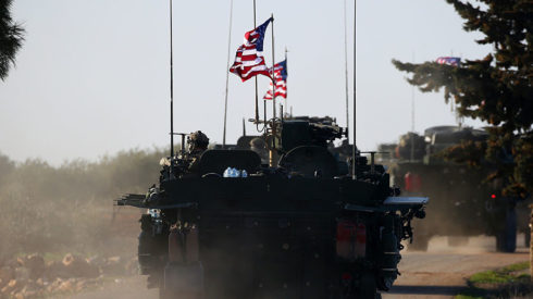 US Must Immediately Leave Area It Controls In Southern Syria - Lavrov