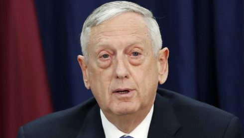 "Mattis Threatens Syria Wtih Military Action If US Finds ""Evidence"" Of New Sarin Attack"