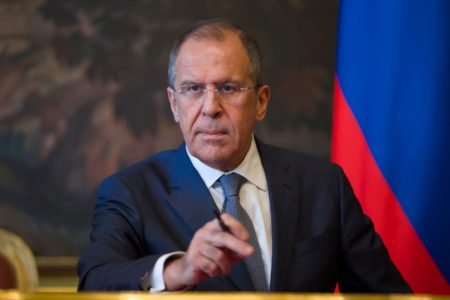 Lavrov Says Russia Has No Evidence That US-led Coalition Combats Jabhat Al-Nusra