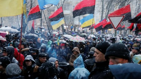 Ukraine Four Years After the Coup