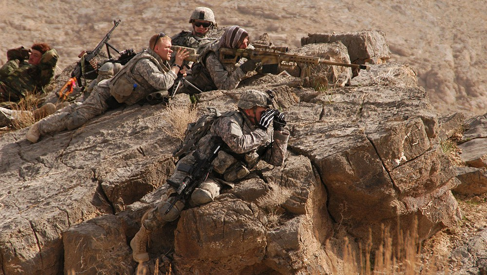 The Place and Role of Sniper Teams in Modern War