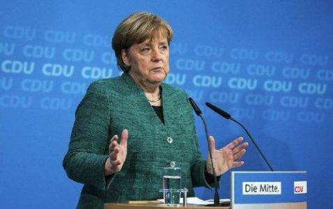 "Merkel Finally Acknowledges German ""No-Go"" Zones, Vows To Eliminate"