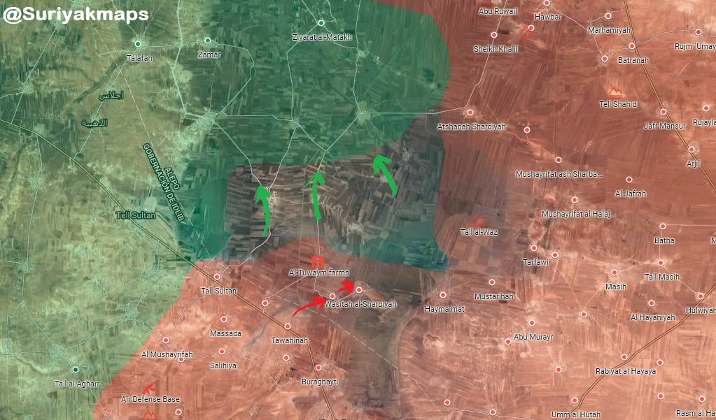 Tiger Forces Liberate 3 More VIllages From Militants In Eastern Idlib - Reports