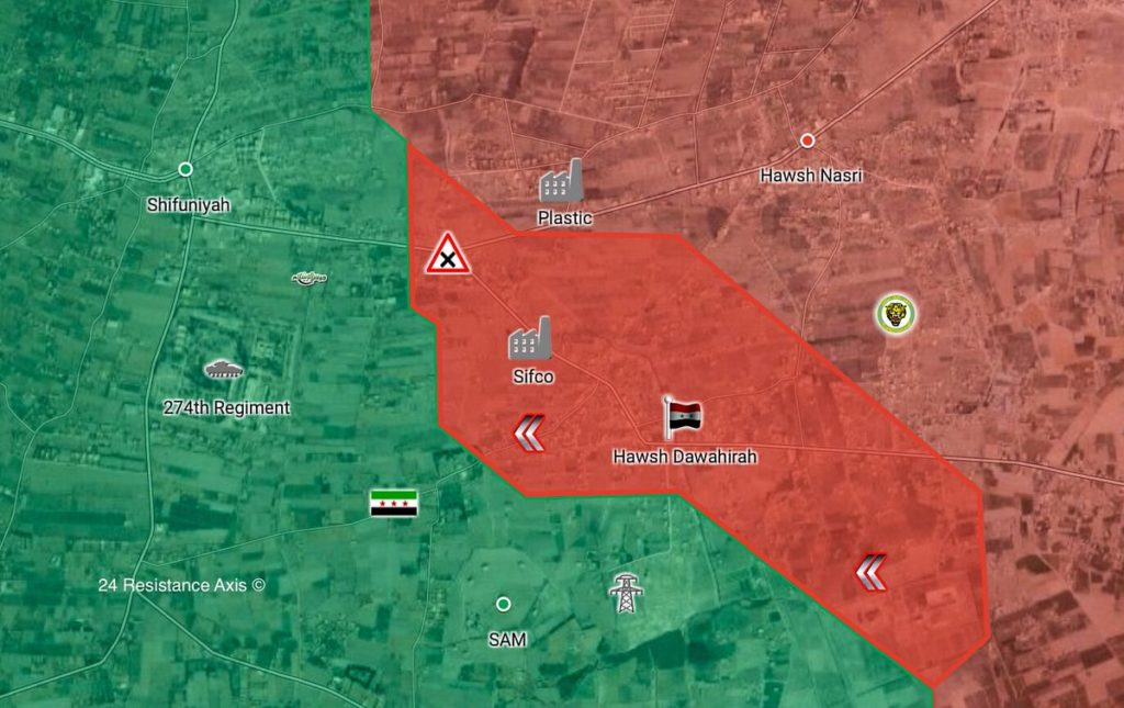 Militants Retreat From More Positions In Eastern Ghouta Under Syrian Army Pressure (Maps)