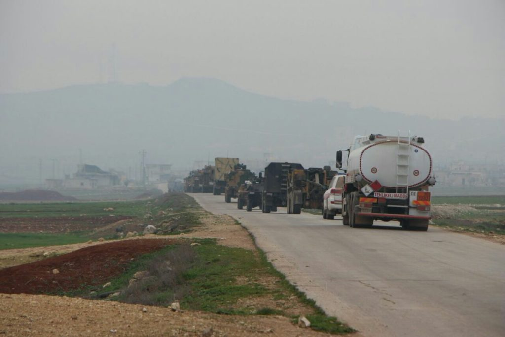 One Turkish Service Member Killed, Six Injured In Rocket Attack On 'Observation Post' In Idlib - Turkish Military