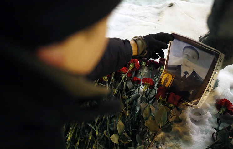 Body Of Pilot From Downed Su-25 Brought to Russia - Ministry Of Defense