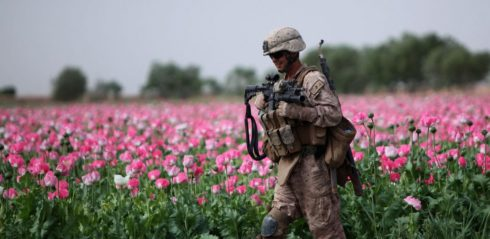 Heroin Addiction in America Spearheaded by the US-led War on Afghanistan