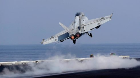 US Military Strikes Killed Over 100 Syrian Troops - MSM