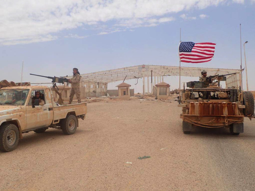 Russia: US Safe Zone Helps ISIS To Hide From Syrian Forces