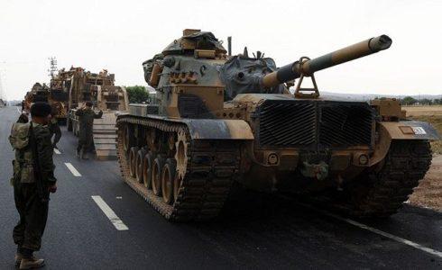 Turkish General Staff: 1,028 'Terrorists' Neutralized In Operation Olive Branch