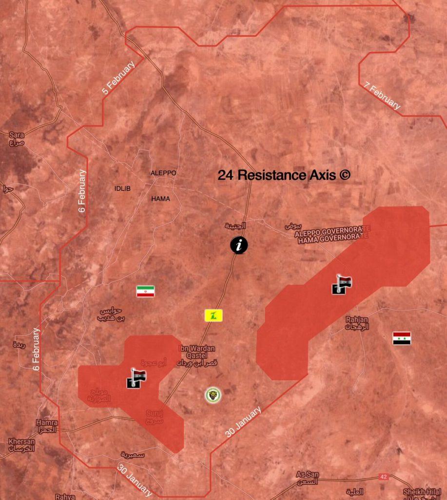 ISIS Attacks Hay'at Tahrir al-Sham In southern Idlib, Captures Three Villages